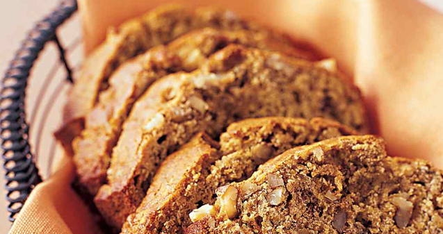 Flaxseed banana bread