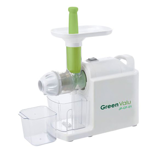 Green Valu juicer